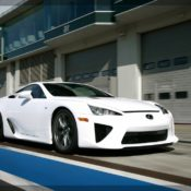 2011 lexus lfa front 5 175x175 at Lexus History & Photo Gallery