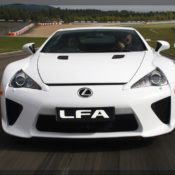 2011 lexus lfa front 7 175x175 at Lexus History & Photo Gallery