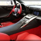 2011 lexus lfa interior 4 175x175 at Lexus History & Photo Gallery
