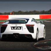 2011 lexus lfa rear 2 175x175 at Lexus History & Photo Gallery