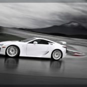 2011 lexus lfa side 175x175 at Lexus History & Photo Gallery