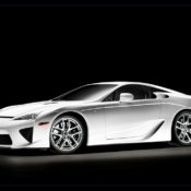 2011 lexus lfa side 3 175x175 at Lexus History & Photo Gallery