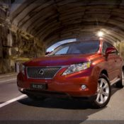 2011 lexus rx 350 front front 175x175 at Lexus History & Photo Gallery