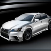 2011project gs f sport by five axis front 175x175 at Lexus History & Photo Gallery