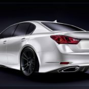 2011project gs f sport by five axis rear 175x175 at Lexus History & Photo Gallery