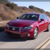 2012 lexus gs 250 front 175x175 at Lexus History & Photo Gallery