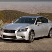 2012 lexus gs 250 front 2 175x175 at Lexus History & Photo Gallery