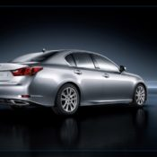 2012 lexus gs 350 rear 175x175 at Lexus History & Photo Gallery