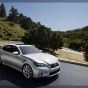 2012 lexus gs 450h ful hybrid side 175x175 at Lexus History & Photo Gallery