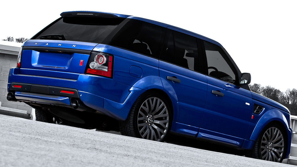 Kahn Range Rover Sport Rs300 In Bali Blue
