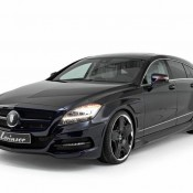 Lorinser CLS Shooting Brake 2 175x175 at Lorinser Mercedes CLS Shooting Brake Revelaed