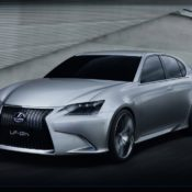 lexus lf gh hybrid concept front 2 175x175 at Lexus History & Photo Gallery