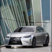 lexus lf gh hybrid concept front 3 175x175 at Lexus History & Photo Gallery