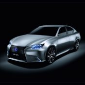 lexus lf gh hybrid concept front 4 175x175 at Lexus History & Photo Gallery