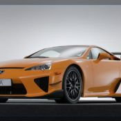 lexus lfa nurburgring package front side 175x175 at Lexus History & Photo Gallery