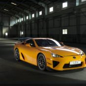 lexus lfa nurburgring package front side 2 175x175 at Lexus History & Photo Gallery