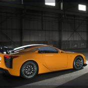 lexus lfa nurburgring package side 4 175x175 at Lexus History & Photo Gallery