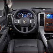 2010 dodge ram 2500 laramie crew cab interior 175x175 at Dodge History & Photo Gallery