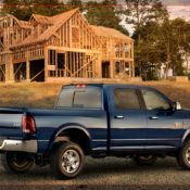 2010 dodge ram 2500 laramie crew cab side 2 175x175 at Dodge History & Photo Gallery