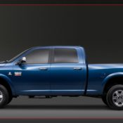 2010 dodge ram 2500 laramie crew cab side 3 175x175 at Dodge History & Photo Gallery