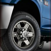 2010 dodge ram 2500 laramie crew cab wheel 175x175 at Dodge History & Photo Gallery