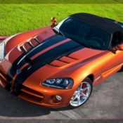 2010 dodge viper srt10 roadster front 3 175x175 at Dodge History & Photo Gallery