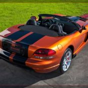 2010 dodge viper srt10 roadster rear 1 175x175 at Dodge History & Photo Gallery