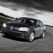 2011 dodge avenger front 175x175 at Dodge History & Photo Gallery