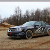 2011 dodge avenger rally car front side 175x175 at Dodge History & Photo Gallery
