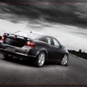 2011 dodge avenger rear side 175x175 at Dodge History & Photo Gallery
