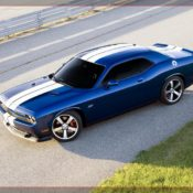 2011 dodge challenger srt8 392 front side 175x175 at Dodge History & Photo Gallery