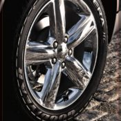 2011 dodge durango wheel 175x175 at Dodge History & Photo Gallery
