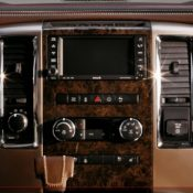 2011 dodge ram laramie longhorn interior 4 175x175 at Dodge History & Photo Gallery