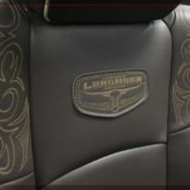 2011 dodge ram laramie longhorn interior 5 175x175 at Dodge History & Photo Gallery