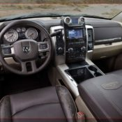 2011 dodge ram long hauler concept truck interior 175x175 at Dodge History & Photo Gallery