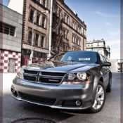 2012 dodge avenger rt front 3 175x175 at Dodge History & Photo Gallery