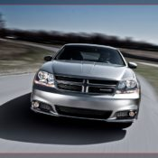 2012 dodge avenger rt front 5 175x175 at Dodge History & Photo Gallery