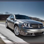 2012 dodge avenger rt front side 175x175 at Dodge History & Photo Gallery