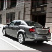 2012 dodge avenger rt rear 175x175 at Dodge History & Photo Gallery