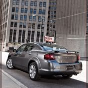 2012 dodge avenger rt rear 2 175x175 at Dodge History & Photo Gallery