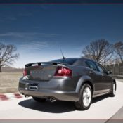 2012 dodge avenger rt rear 3 175x175 at Dodge History & Photo Gallery