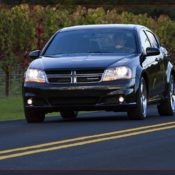 2012 dodge avenger se v6 front 2 175x175 at Dodge History & Photo Gallery