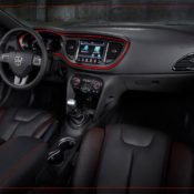 2013 dodge dart interior 2 175x175 at Dodge History & Photo Gallery