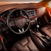 2013 dodge dart interior 8 175x175 at Dodge History & Photo Gallery