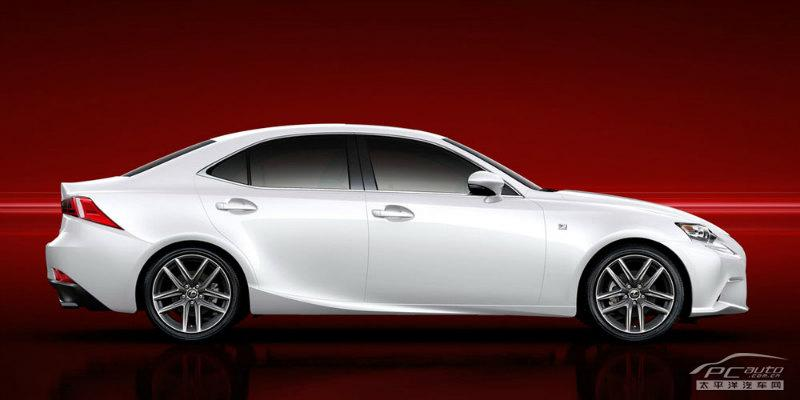 2014 Lexus IS Teased + First Leaked Pictures