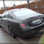 2014 Mercedes S Class Daylight Spyshots 07 175x175 at 2104 Mercedes S Class New Daylight Spyshots