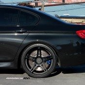 BMW M5 on ADV1 Wheels 4 175x175 at Blacked out BMW M5 on ADV1 Wheels