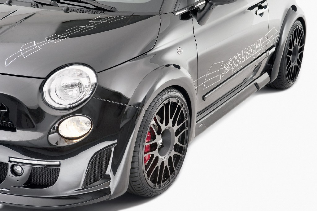Hamann Styling Kit For Fiat 500