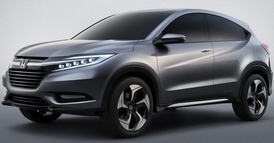 Naias 2013 Honda Urban Suv Concept First Pictures