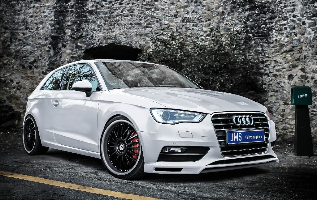 JMS Styling Kit Audi A3 1 at Geneva 2012: New Audi A3 Unveiled